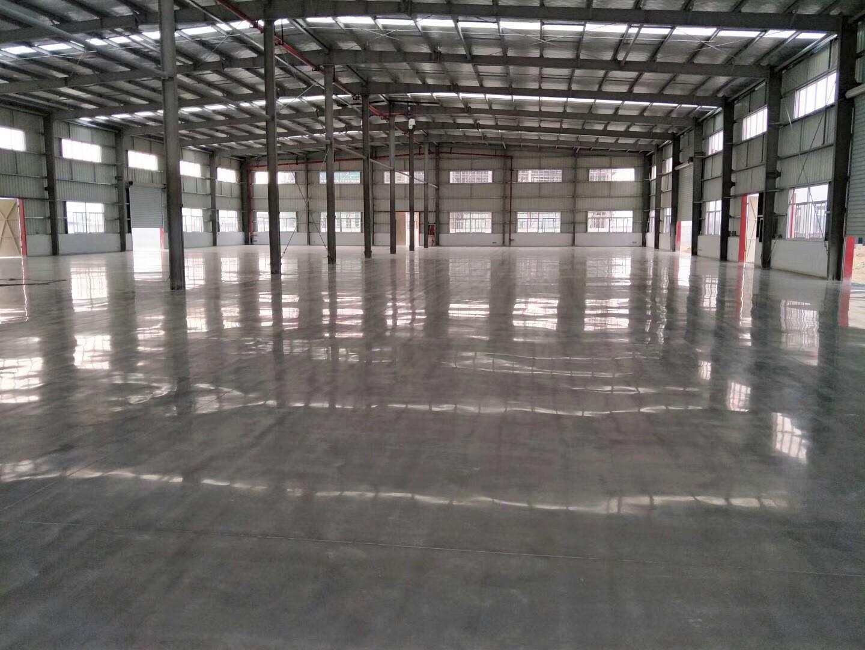 混凝土密封固化剂地坪